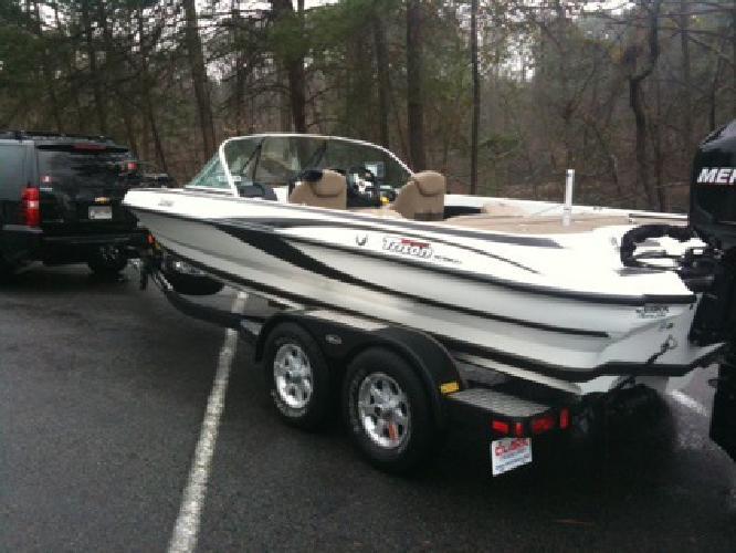 35 250 obo triton sf 211 fish and ski for sale in atlanta for Triton fish and ski