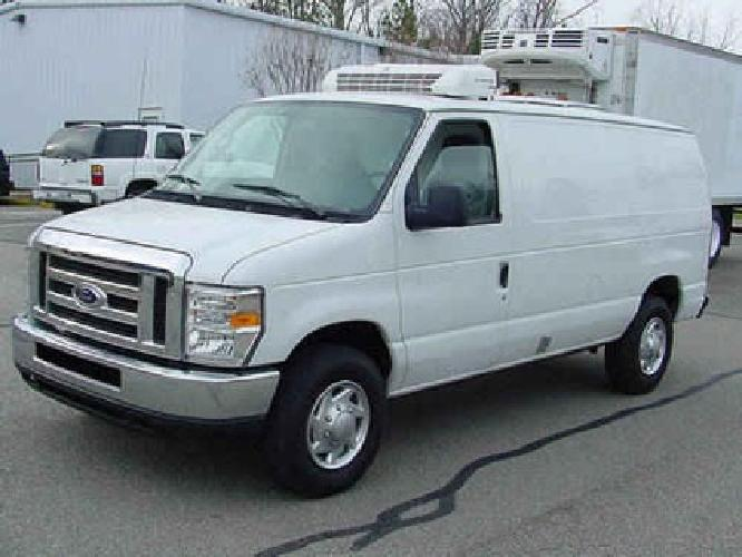 35 500 2010 Ford E250 Refrigerated Van Reefer 8k Miles