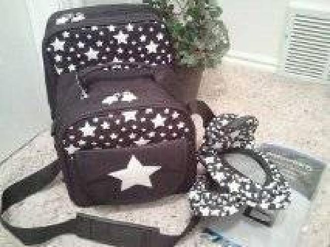 $35 Brunswick Single Bowling Bag *WITH* matching shoe covers