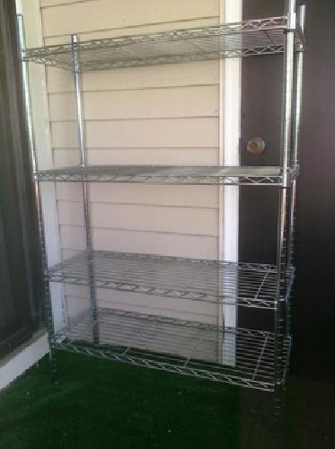 $35 chrome shelf