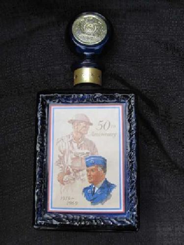 $35 J.W. Dant Bourbon American Legion 50th Anniversary ...