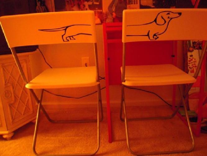 35 very cute ikea dachshund table and chair set for sale for Ikea jobs orlando fl