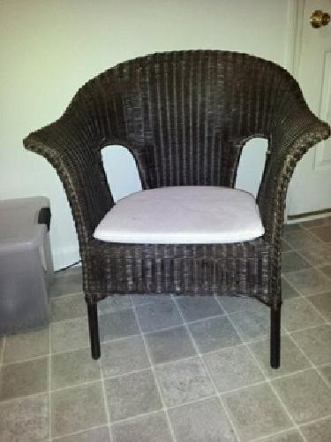 35 wicker chair pier one for sale in elizabethtown