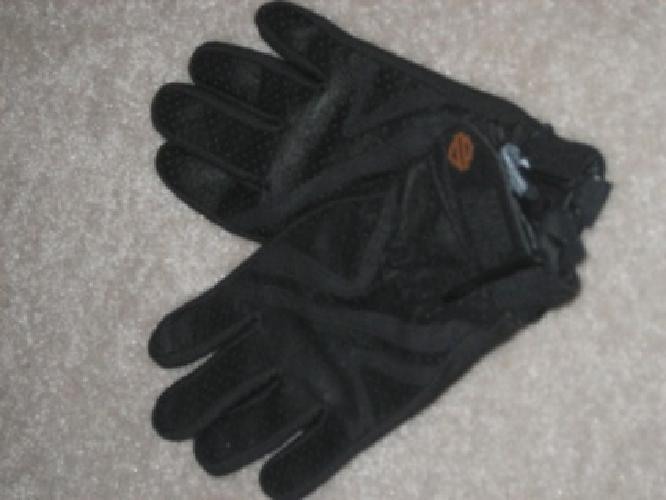 Women s leather Harley Davidson Gloves. Size xs. Only worn once