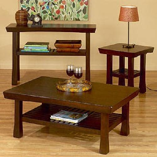 360 Cost Plus Hako Furniture End Table Coffee Table Console Table For Sale In Roseville