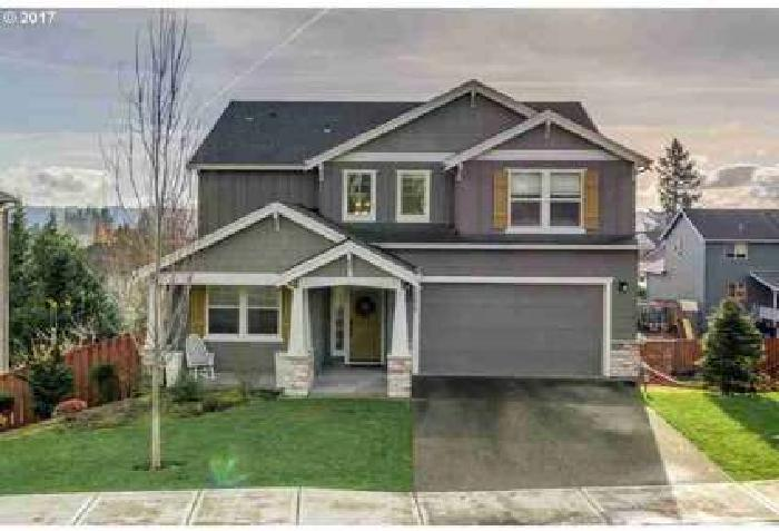 3650 Q St Washougal Four BR, Beautiful home in Parade of Homes