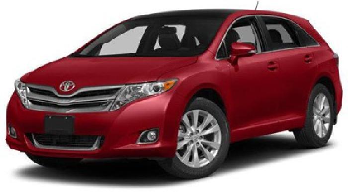 $36,594 2014 Toyota Venza 4dr Wgn V6 AWD XLE