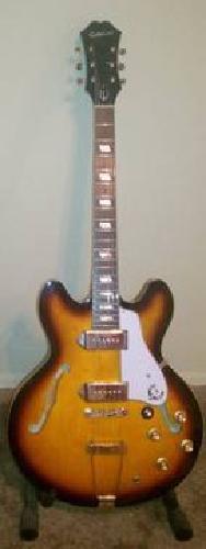 $375 2011 Epiphone Casino VS Guitar