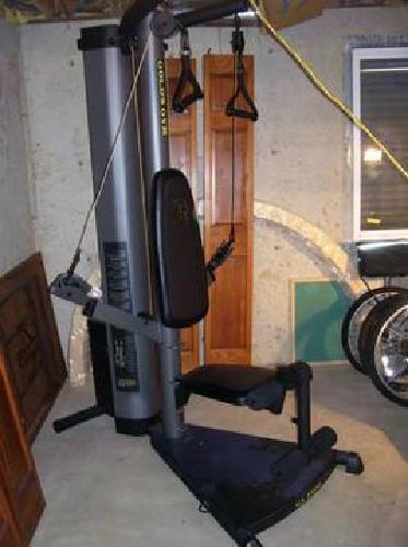 $375 Gold's Gyn GS2500 Exercise Machine