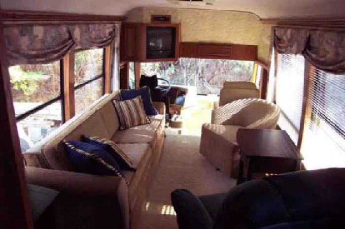 $37,500 GM 4107 Bus Conversion (Auburn) for sale in