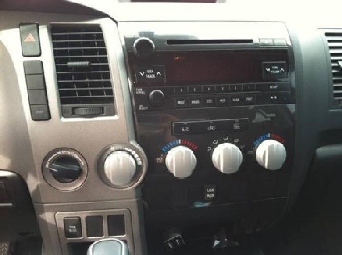 $37,800 2012 Toyota Tundra