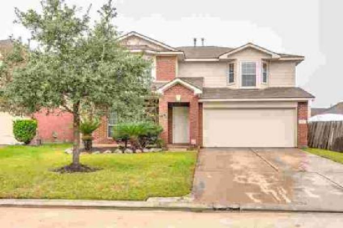 3851 Glover Meadows Lane Houston Four BR, Home sweet home!