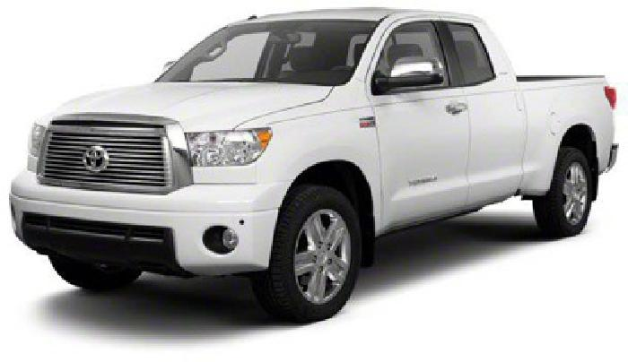 $38,555 2013 Toyota Tundra Double Cab 5.7L V8 6-Spd AT