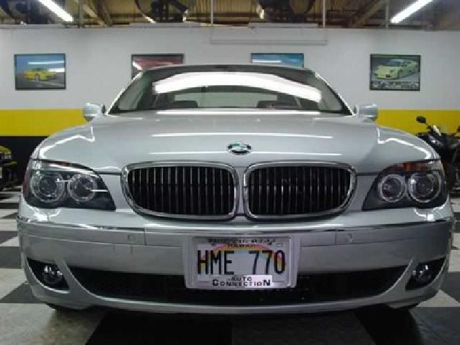 $38,900 Used 2007 BMW 7 Series 4dr Sdn 750Li Sedan, 35,375 miles