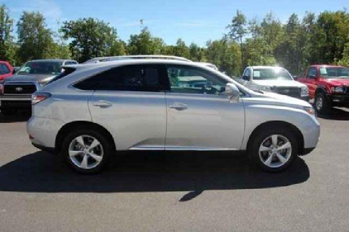 $38,903 2012 Lexus RX 350 350
