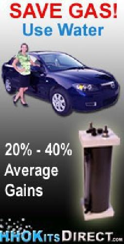 $397 Hydrogen Generator for your car