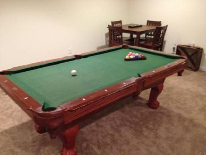 100 8ft Pool Table Sportcraft 90in Kingsford Billiard TableSwimming