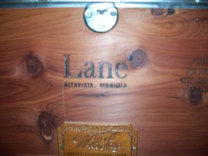 1927 lane cedar chest