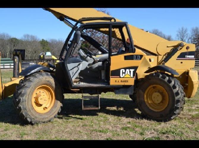 $39,000 2006 Caterpillar TH460B Telehandler