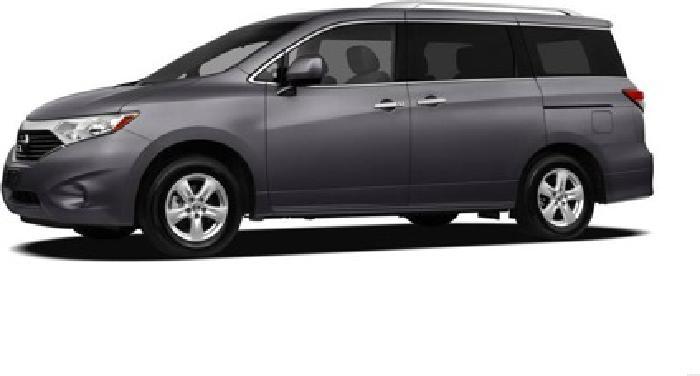 $39,100 2012 Nissan Quest SL