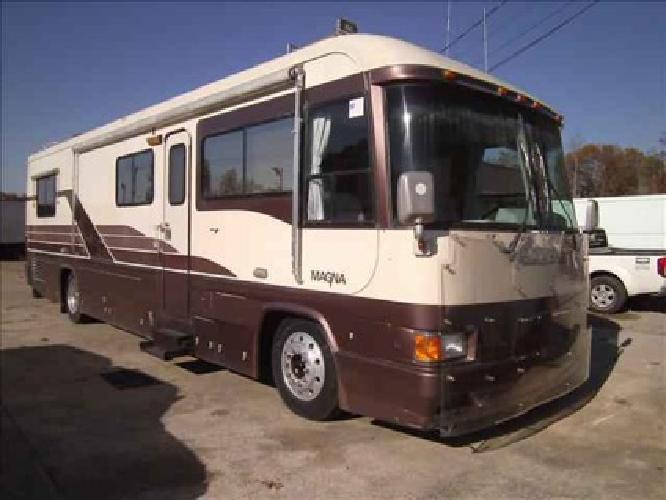 $39,500 Used 1993 COUNTRY COACH MAGNA for sale.