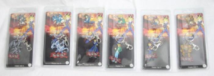 $39.99 OBO Lot of 6 Yu-Gi-Oh! Key Chains