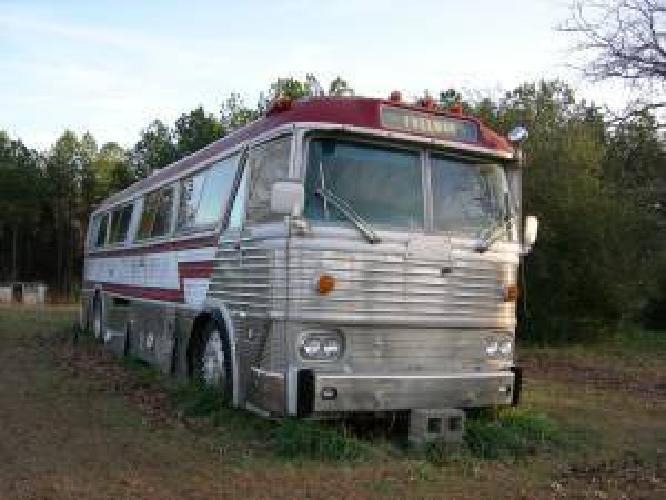 0001963 Vintage Greyhound RV in Charlotte, North Carolina For Sale ...