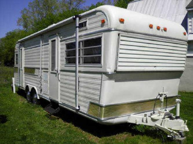 Used Holiday Rambler Presidential Travel Trailer For Sale