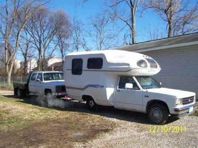 Auto Store Of Greenville >> $3,000 1984 Chevy S10 Mirage ( Rare ) V6 Auto/Overdrive Motorhome - More Item for sale in ...