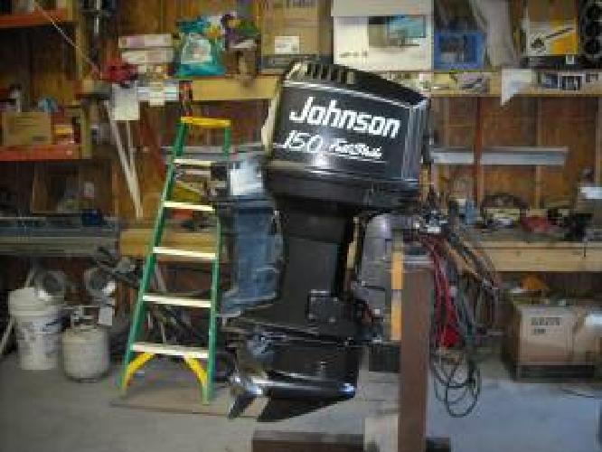 $3,000 1992 Johnson 150 fast strike boat motor for sale in Corpus