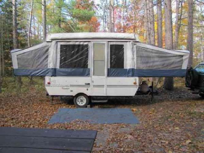 Campers For Sale In Mn >> $3,000 2000 Dutchman Voyager Pop-Up Camper For Sale for sale in Duluth, Minnesota Classified ...