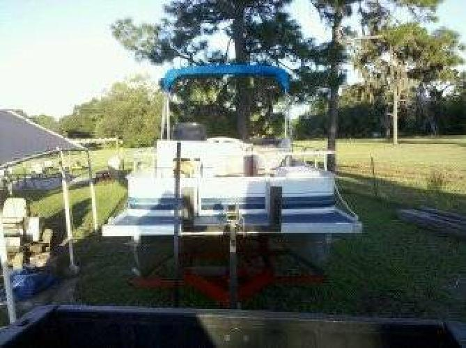 Pontoon boat for sale crystal river outfitters
