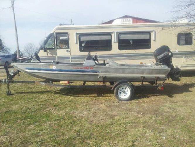 $3,000 Boat, Motor & Trailer - ALL 1994