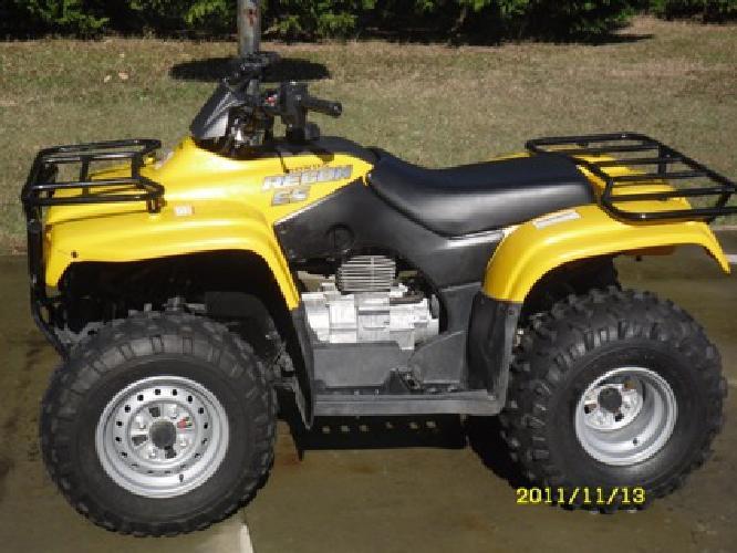 Good $3,000 Honda Recon 250 TR X 250 TE 4 Wheeler
