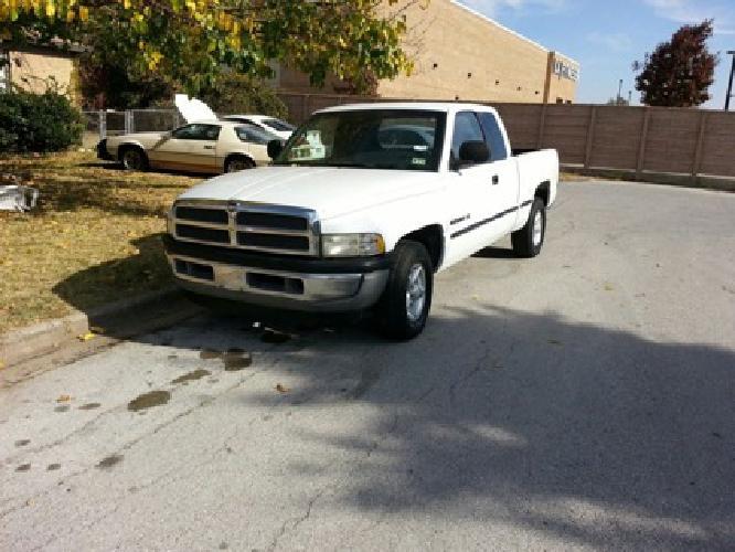 $3,000 OBO Dodge Ram 1500
