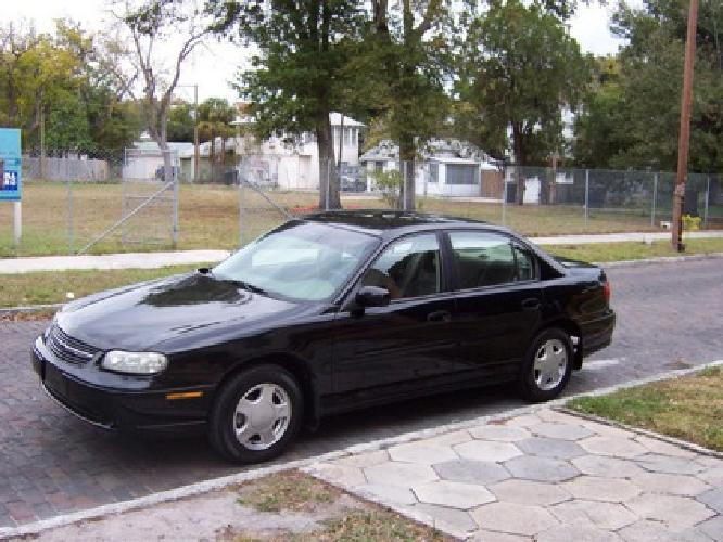 $3,050 OBO Chevy Malibu LS 2000 Automatic; 105K Excellent running condition
