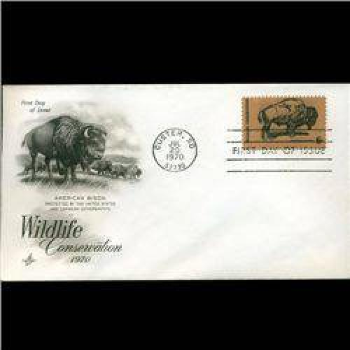 $3 1970 US First Day Postal Cover (STM-002891)