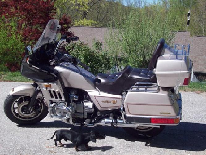 $3,200 1987 Honda Goldwing 1200 Interstate