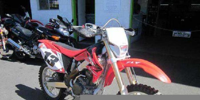 $3,299 2005 Honda CRF250 -