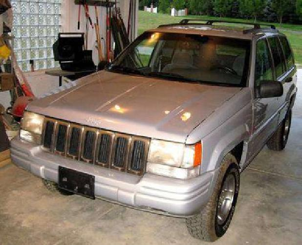 3 300 1998 jeep grand cherokee laredo 4x4 for sale in holly michigan classified. Black Bedroom Furniture Sets. Home Design Ideas