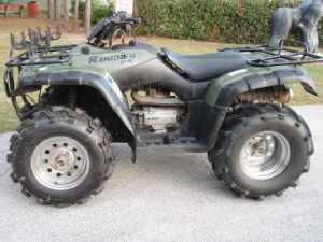 3 300 2001 2006 honda rancher 350 39 s for sale in for Martins yamaha ocala florida