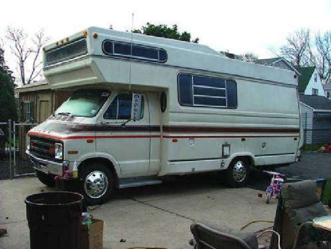 Wonderful 1978 Toyota Motorhome For Sale  Class C RV Classifieds North America