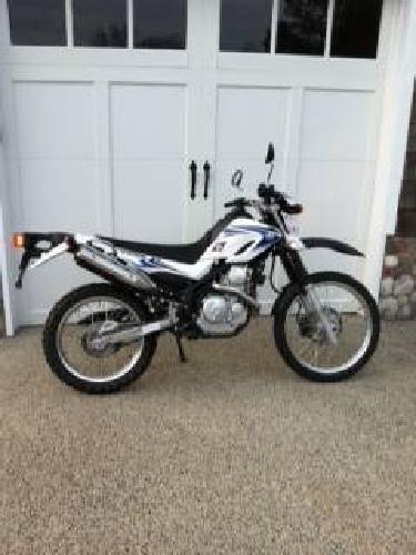 $3,350 2009 Yamaha XT250 Dual Purpose