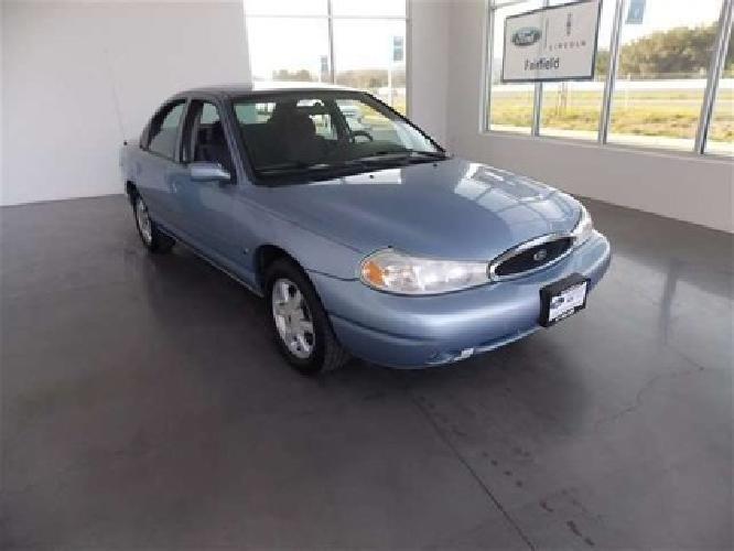 $3,491 1998 Ford Contour SE