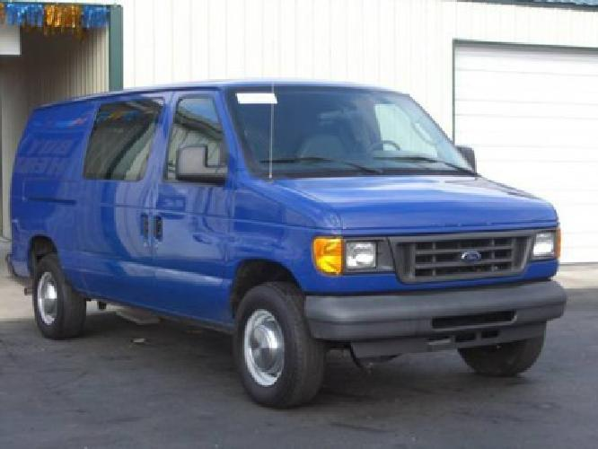 $3,495 OBO Ford Econ 250 Fleet Maintained Van for Sale