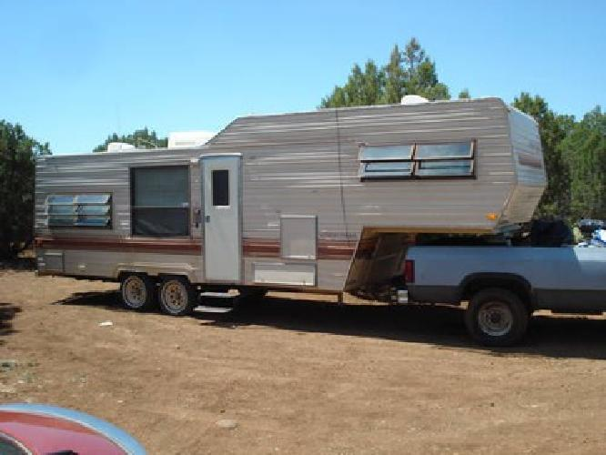 Travel Trailers For Sale In Show Low Az