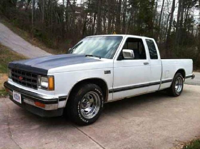 $3,500 1988 Extended Cab S10 383 Stroker V-8 True Head