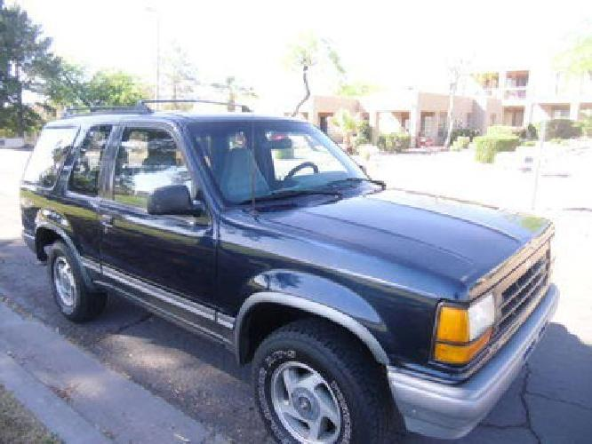 3 500 1991 ford explorer sport xlt two dr 5 speed low miles obo trade me for sale in. Black Bedroom Furniture Sets. Home Design Ideas