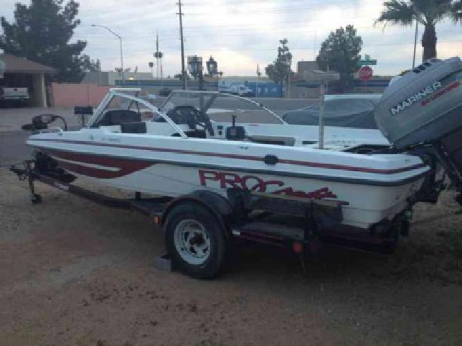 3 500 1997 procraft fish ski boat mesa for sale in for Procraft fish and ski