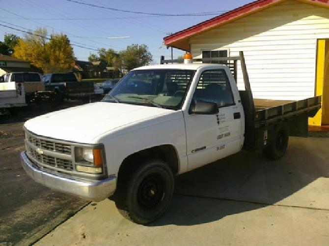 3 500 1998 chevrolet 2500 flat bed for sale for sale in oklahoma city oklahoma classified. Black Bedroom Furniture Sets. Home Design Ideas